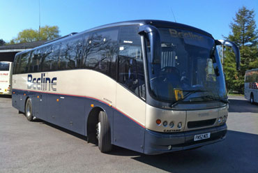 Beeline coaches Warminster